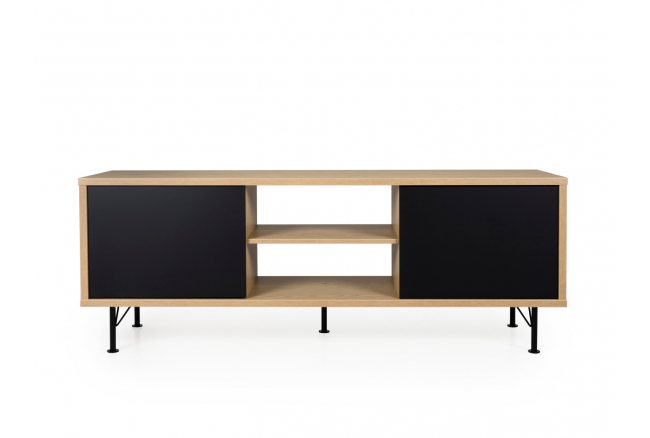 Tv-meubel 'Flow' - kleur: Eik/