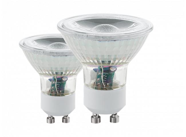 Lichtbron GU10/LED 3,3W A+ Set