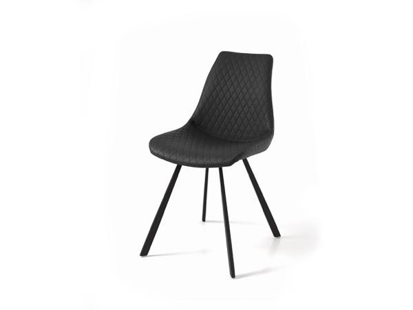 Betaalbare Design Stoelen.Stoel Gneiss Black Zwart Deba Meubelen