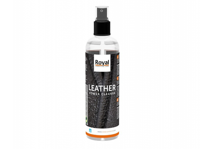 Leather Strong Cleaner '' - kleur: ORANJ