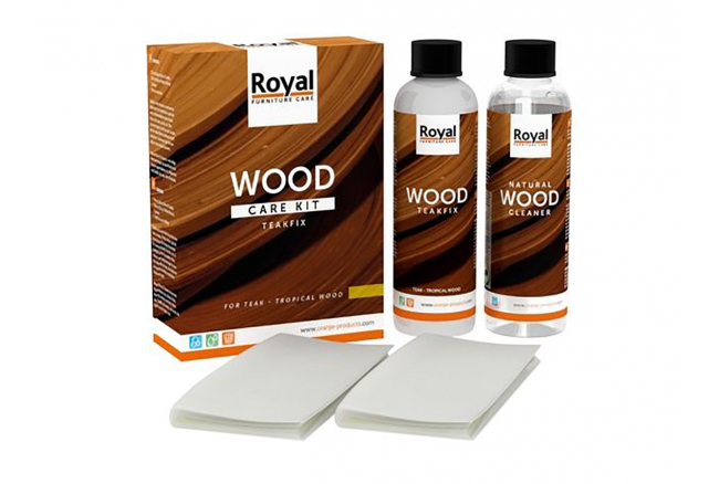 Teakfix + Woodclean '' - kleur: