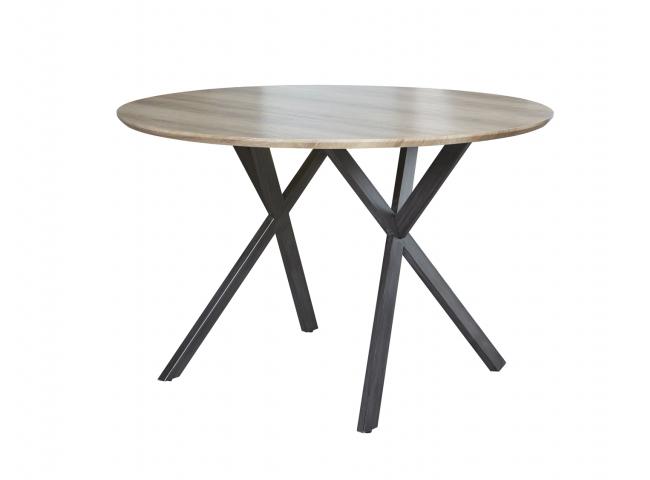 Tafel 'Oval' - kleur: Eiken An