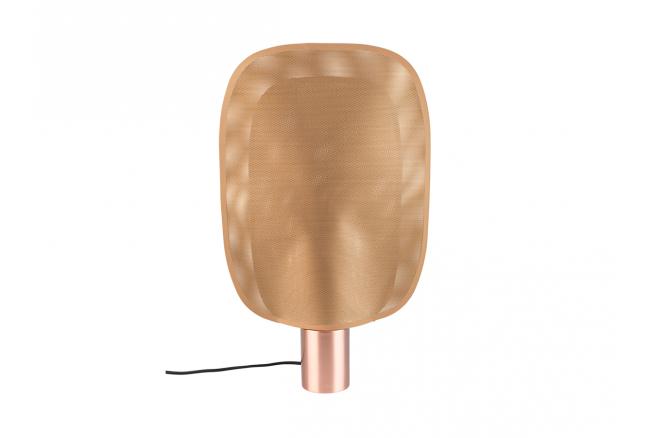 Tafellamp M 'Mai' - kleur: Zwa