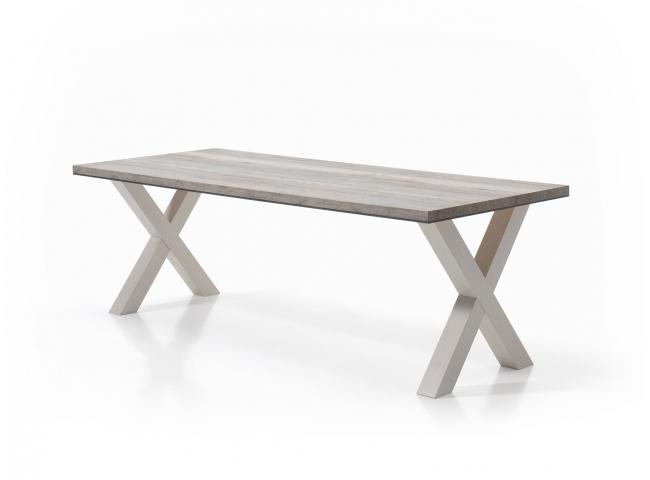 Eetkamertafel 'Denzel' - kleur