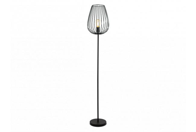 Vloerlamp 'Newtown' - kleur: Z