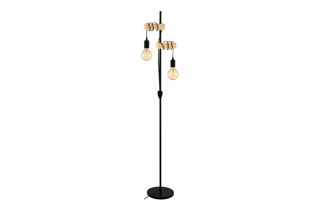 Vloerlamp 2xE27/max.10W, energ