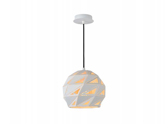 Hanglamp 'Malunga' - kleur: Zw