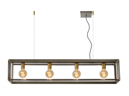 Hanglamp 'Thor' - kleur: Natuu
