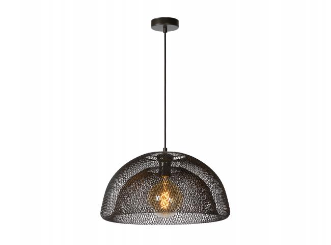 Hanglamp 'Mesh' - kleur: Zwart