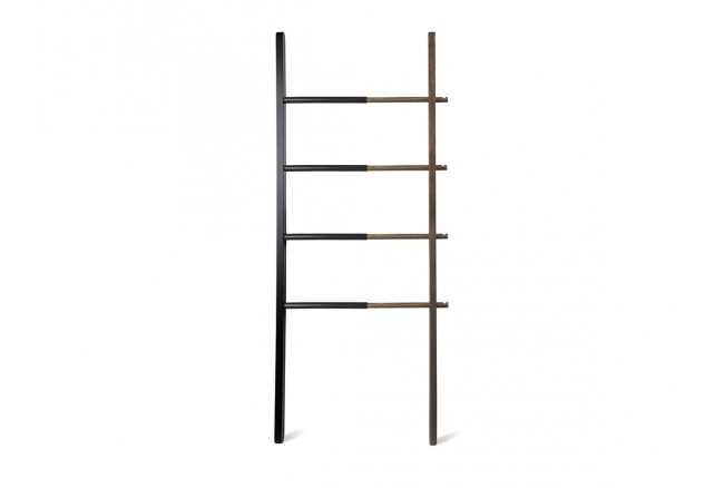 Ladder 'Hub' - kleur: Zwart/Wa