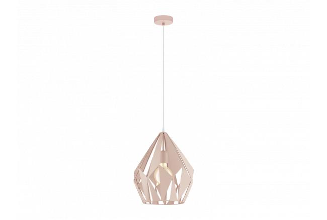 Hanglamp 'Carlton-p' - kleur:
