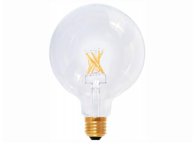 Lichtbron E27/LED 8W A+