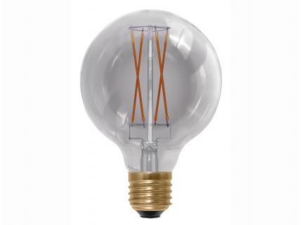 Lichtbron E27/LED 6W A Globe s