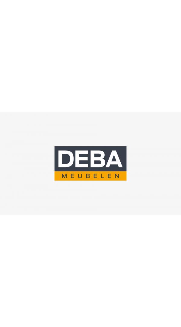 Voorkeur Opklapbed 2 persoons verticaal 'Base' wit   DEBA Meubelen &HB58