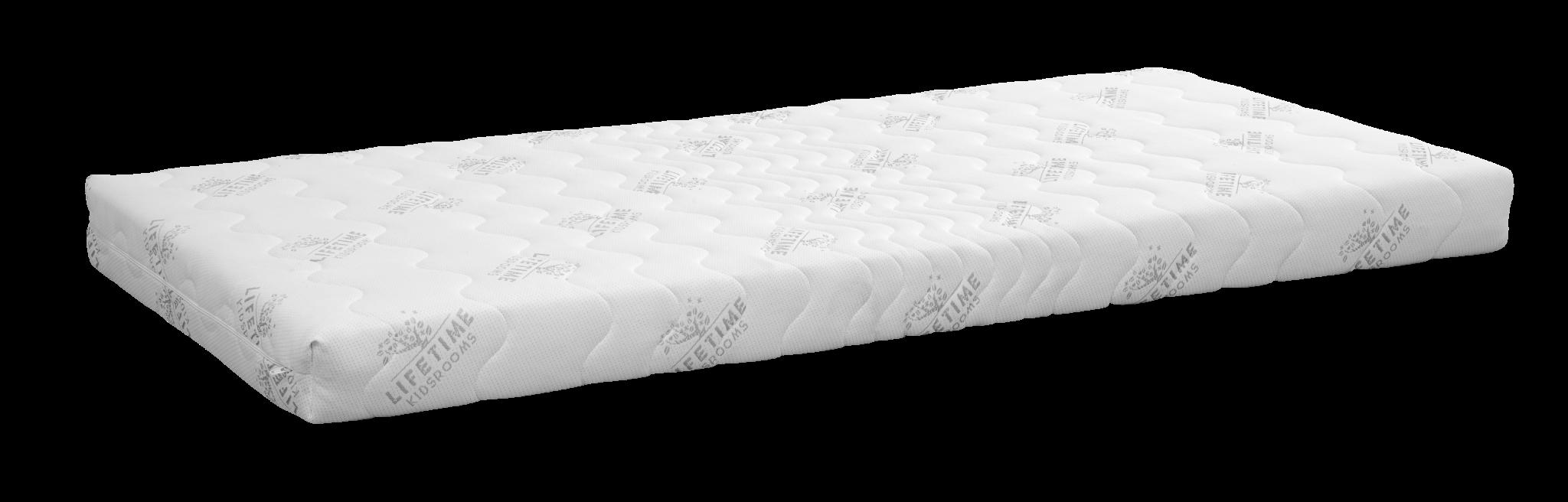 Koudschuim Matras Nadelen : Matras zone koudschuim cm wit deba meubelen