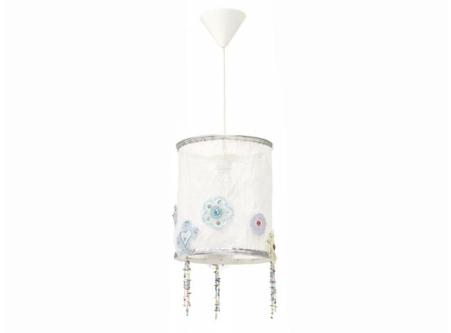 Lamp Silversparkle