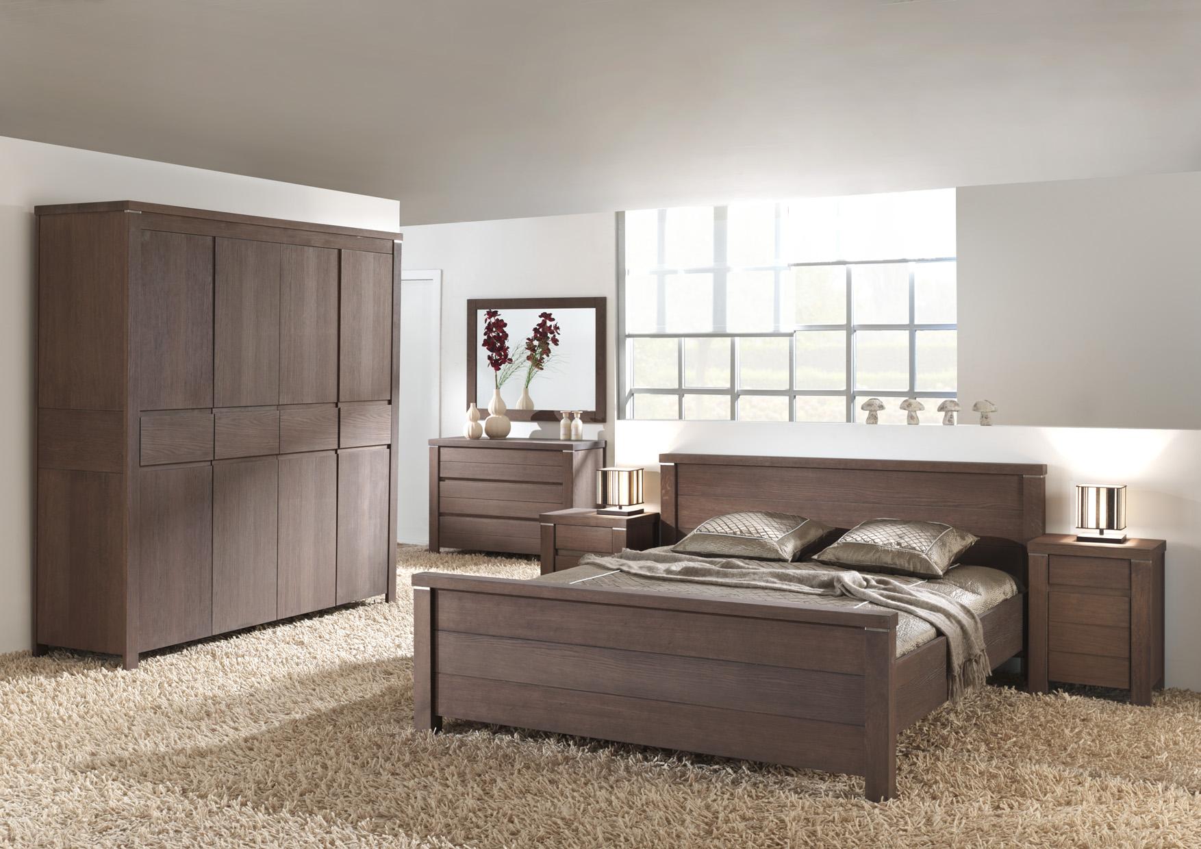 Kleur Voor Slaapkamer : Landelijke slaapkamer nature kleur elephant grey hout deba