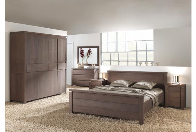 Landelijke slaapkamer 'Nature' - kleur: