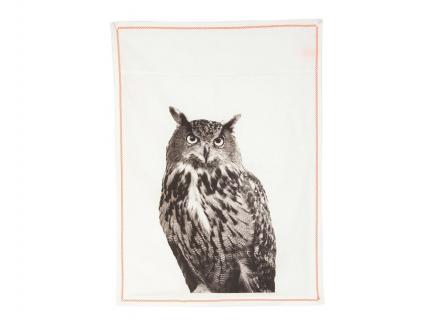 Keukenhanddoek 'Owl'