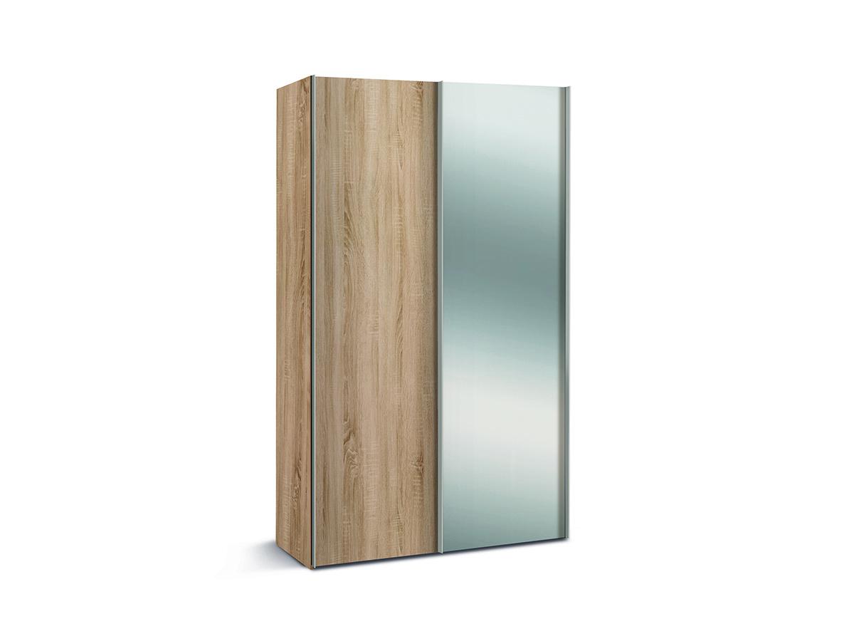 Grote Spiegel Hout : Hoge schoenenkast met spiegel budget hout deba meubelen