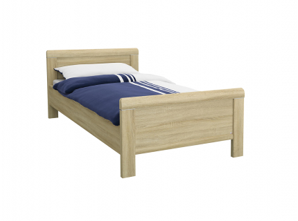 Bed 120 cm 'Evelyn'