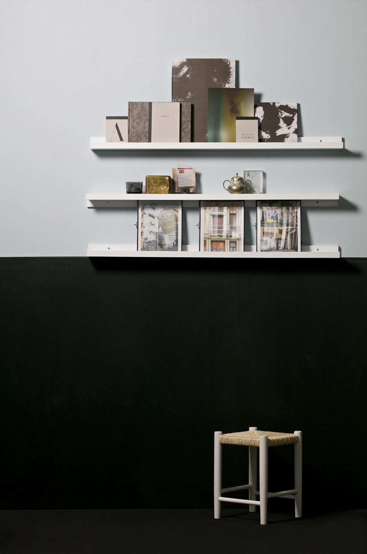 Fotolijstplank studio kleur wit wit deba meubelen