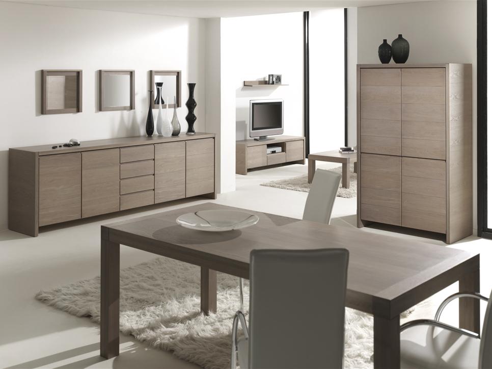 Eetkamer Grijze Eik : Eetkamer milaan grijs deba meubelen