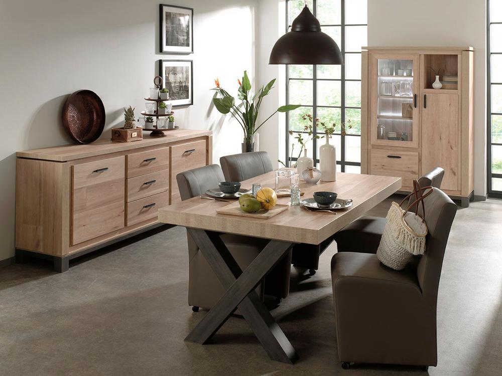Eetkamer jan hout deba meubelen