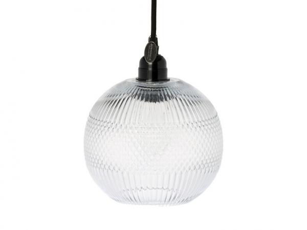 Riverdale Hanglamp Vintage.Hanglamp Vernon Clear Glas