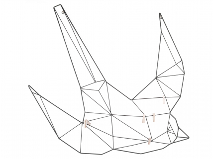 Memorek 'Linea' - Zwaluw