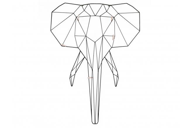 Memorek 'Linea' - Olifant
