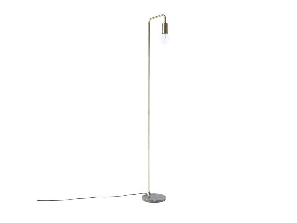 staande lamp marble kleur grijsgoud goud deba meubelen