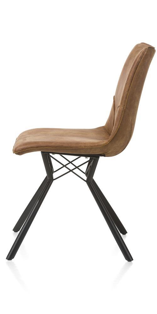 Cognac Kleur Stoel : Leren relax fauteuil vigor in kleuren leer robuustetafels