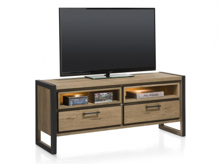Tv-meubel 'Metalo' - kleur: Ra
