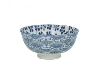 Kom S 'Chiyo' - kleur: Porsele