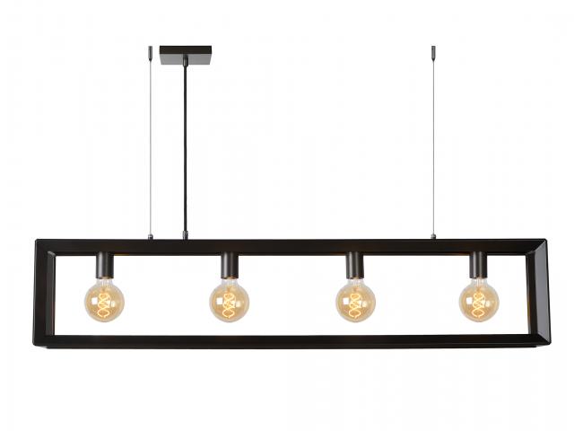 Hanglamp 'Thor' - kleur: Metaa