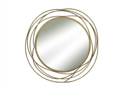Spiegel 'Sling' - kleur: Metaa