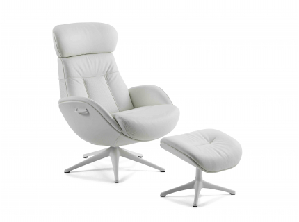 Ease Elegant relaxfauteuil, Savoy Off White
