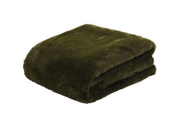 Plaid 'Lyall' - kleur: Groen