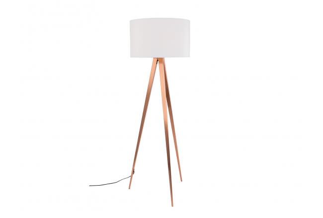 Vloerlamp 'Tripod' - kleur: Co
