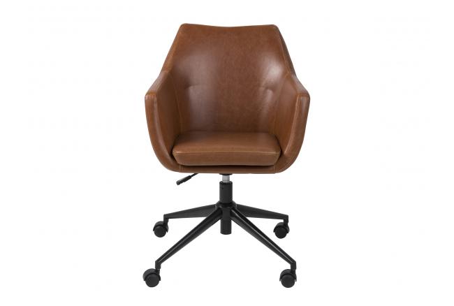 Bureaustoel 'Nora' - kleur: Br
