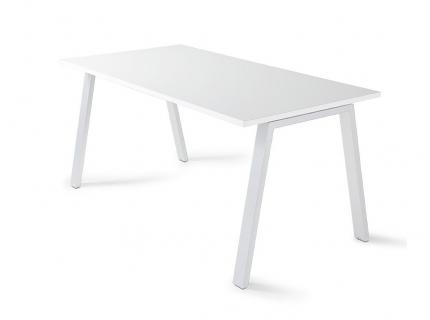 Bureau 'Atrio' - kleur: Wit
