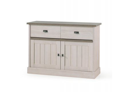 Commode 'York' - kleur: Lariks