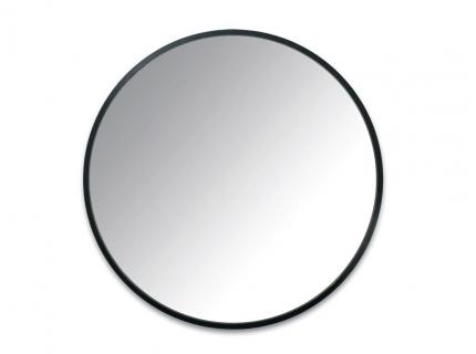 Spiegel 'Hub' - kleur: Zwart