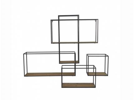 Hangrek 'Structure' - kleur: Z