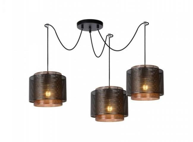 Hanglamp ORRIN - Zwart