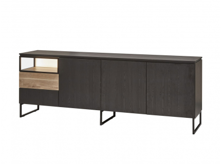 Dressoir PORTOFINO - Black & O