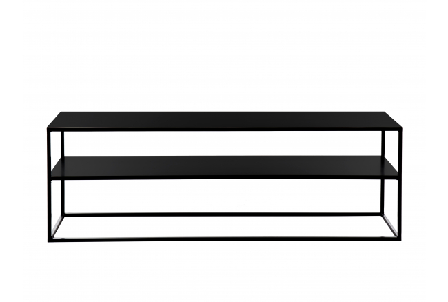 Tv-meubel KUBUS - Zwart