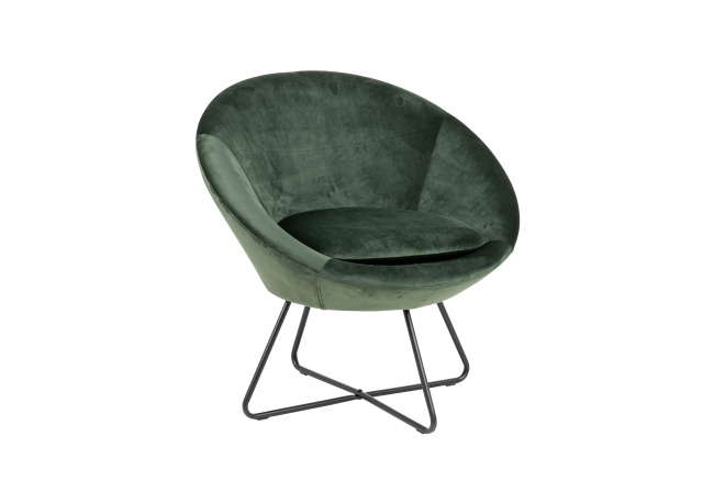 Fauteuil CENTER - Dusty Rose