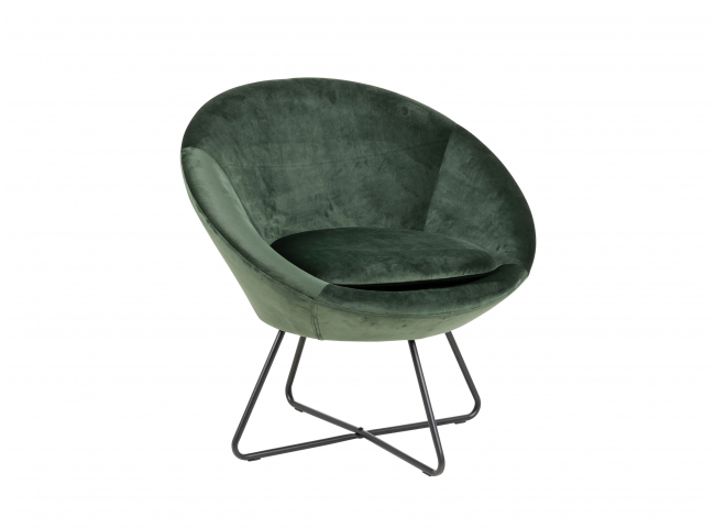 Fauteuil CENTER - Forest Green